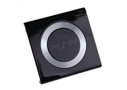 PSP 2000 Slim UMD Cover (Black)