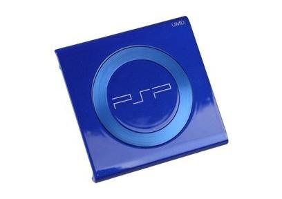 PSP 2000 Slim UMD Cover (Blue)