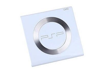 PSP 2000 Slim UMD Cover (White)