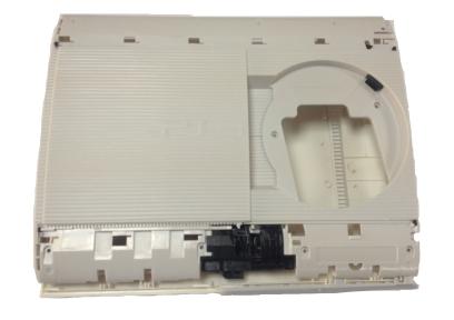 High imitation housing case(White) for PS3 SUPER SLIM 4000# host