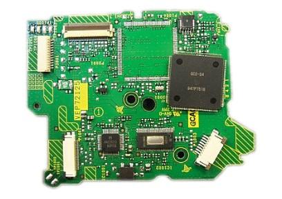 Nintendo Wii Drive Board D4