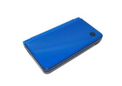 Nintendo NDSi XL Full Housing Shell Case Blue