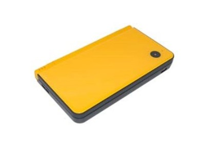 Nintendo NDSi XL Full Housing Shell Case Yellow