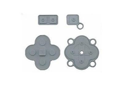 D-Pad Button Rubber Set for Nintendo DSi
