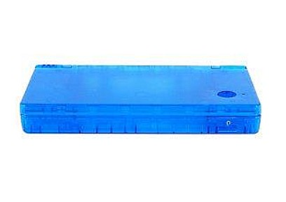 NDSi Replacement Housing Shell Case Clear Blue