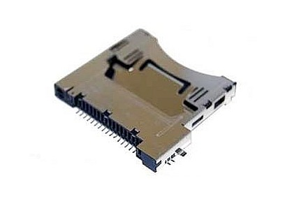 NDSi Slot-1 Socket on Motherboard