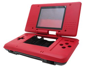 NDS housing full set for Nintendo DS Red