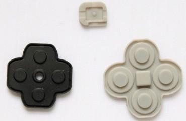 3DS Button Rubber Set