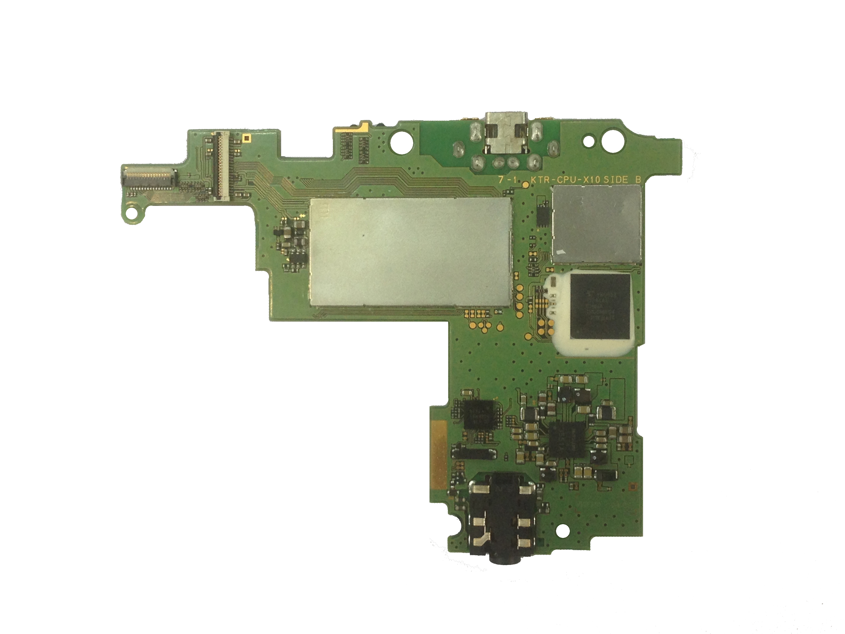 New 3DS Mainboard