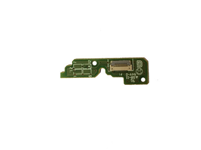 Power switch board for Wii U console