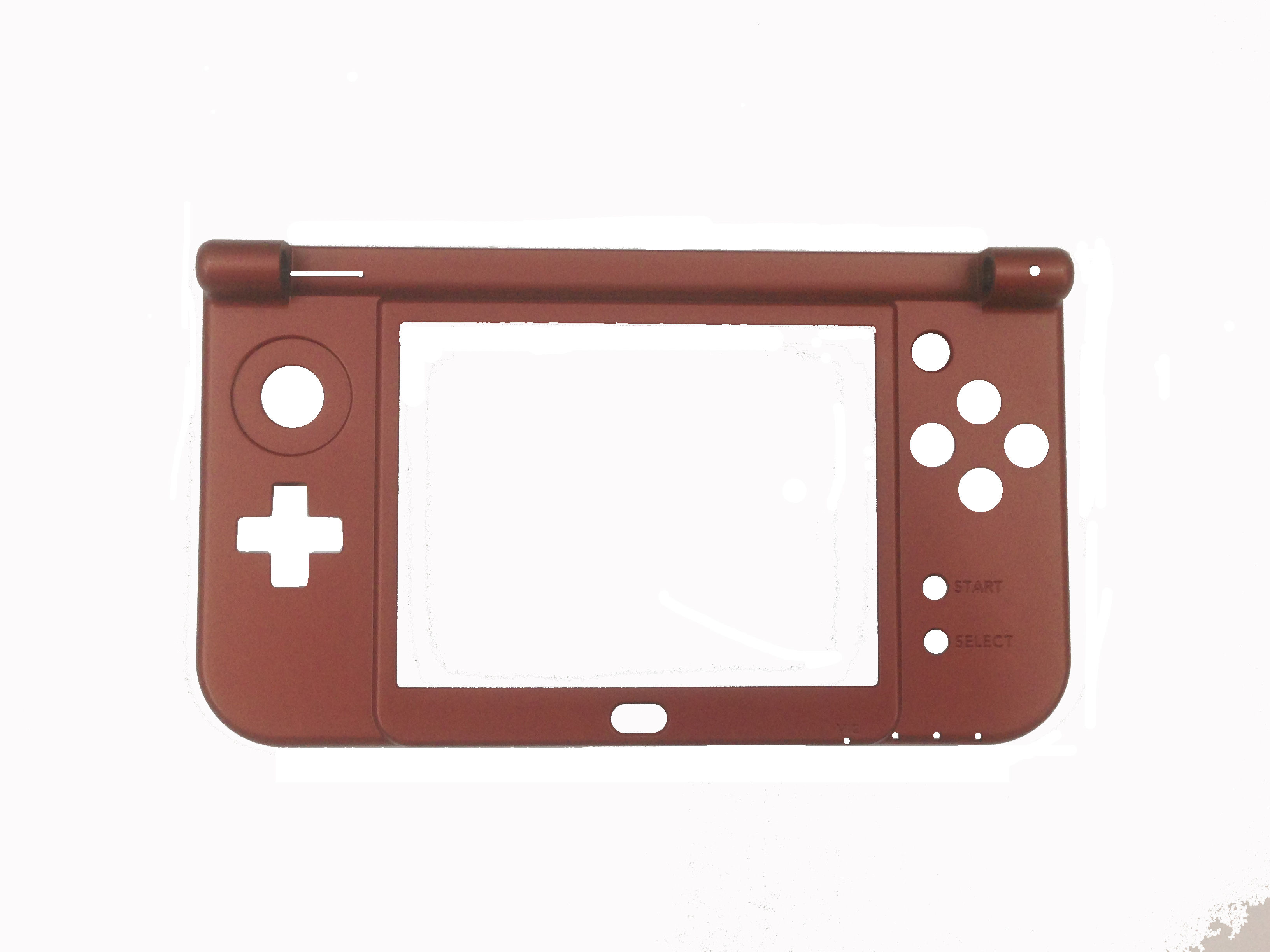 Red Frame for New 3DS XL