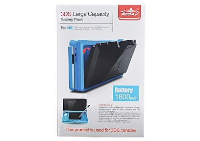 3DS large capacity battery pack