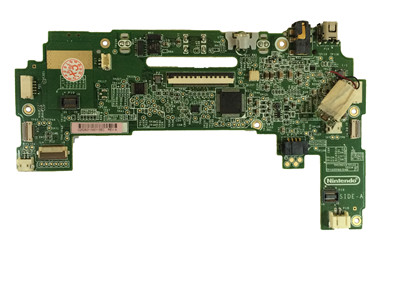Controller mainboard for Wii U