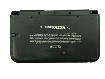 3DS XL Housing
