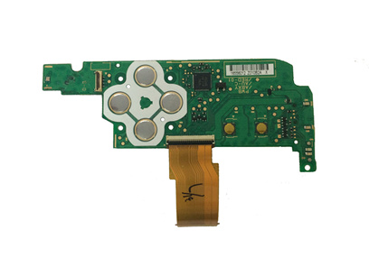 New 3DS XL Switch Board