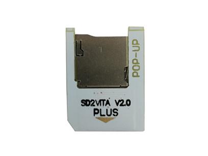SD2VITA V2.0 PLUS