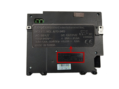 PS3 APS-240 Power Supply