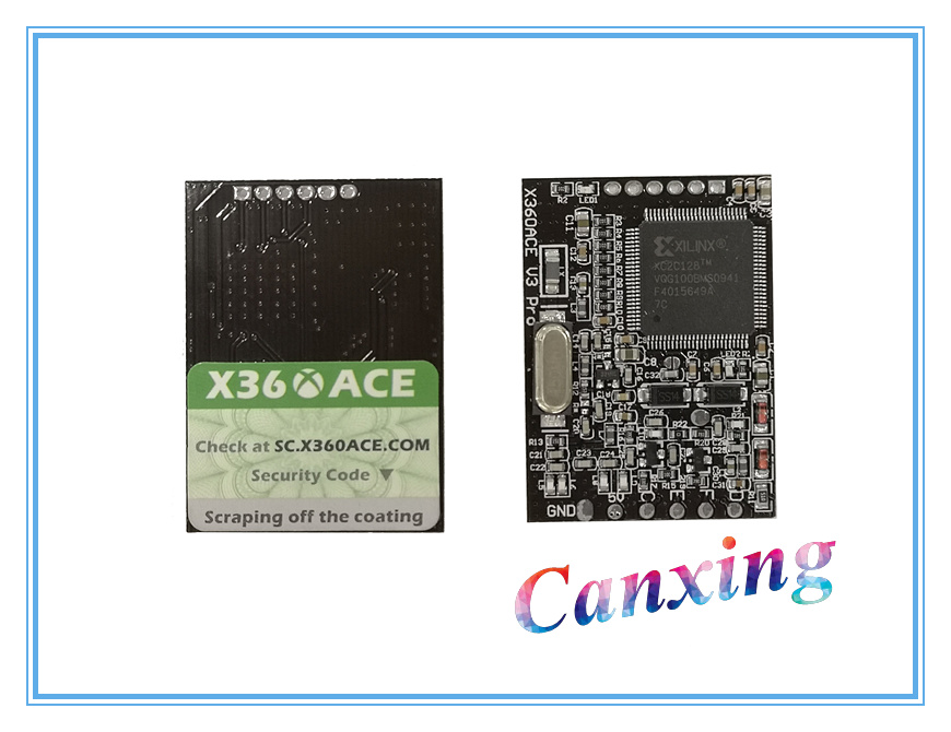 ACE V3 PRO IC FOR XBOX360