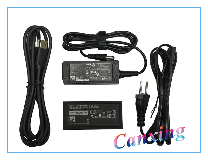 XBOX ONE Slim Kinect Power AC Adapter (European)