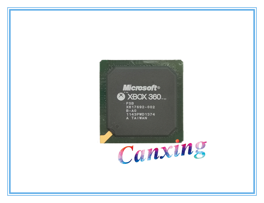 XBOX360 SLIM South Bridge IC  X817692-002