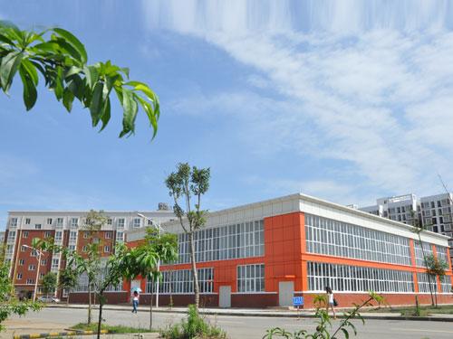 成都航空職業技術學院實訓樓基地工程1