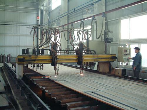 瑞海鋼結構加工廠2