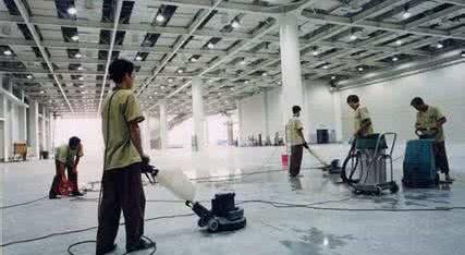 厂区物业保洁