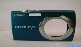 Shell of digital camera