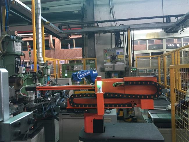 機器人自動化焊接設備