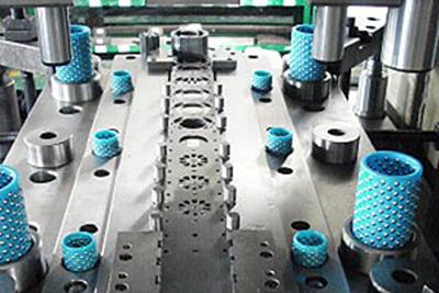 Precision molds -532R
