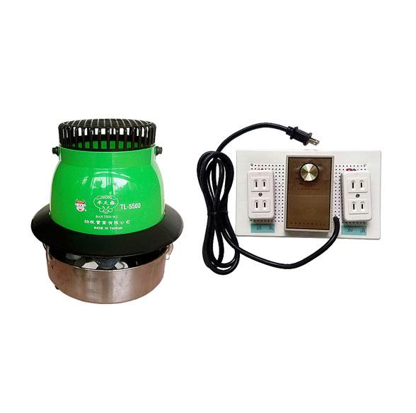 加湿机+控制器--温控设备、温室加湿喷雾器