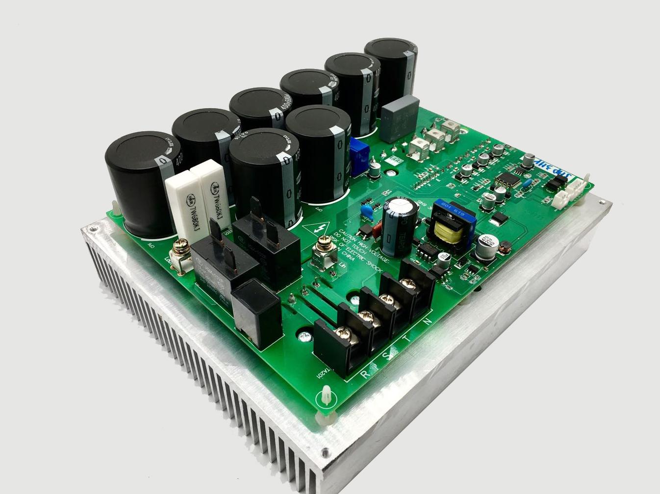 三相电源直流变频压缩机驱动模块