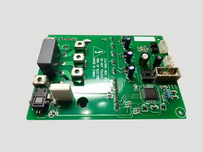 新能源汽车直流变频空调控制器