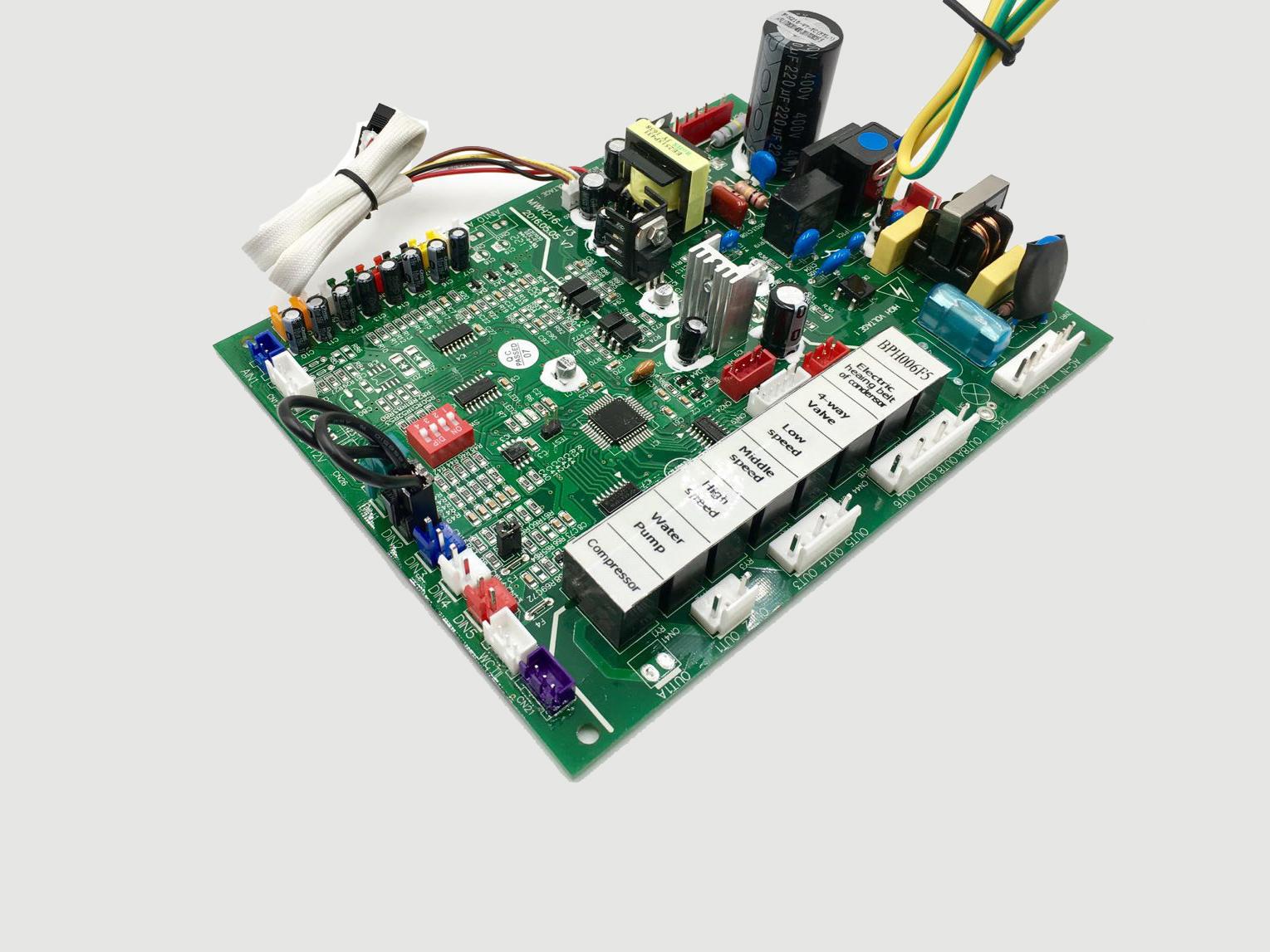 直流变频家用热泵控制器