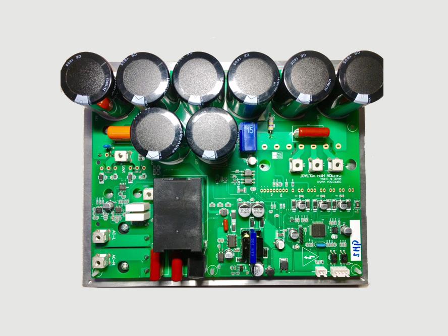 直流变频商用热泵控制器