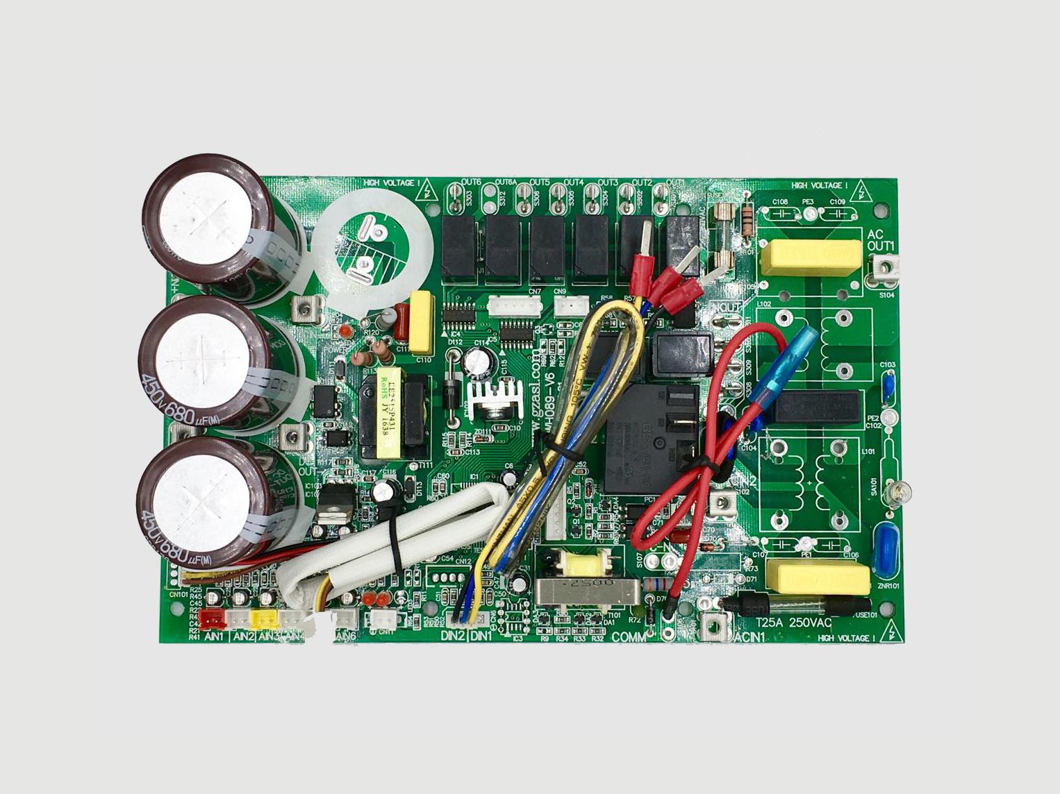 直流变频水环热泵控制器
