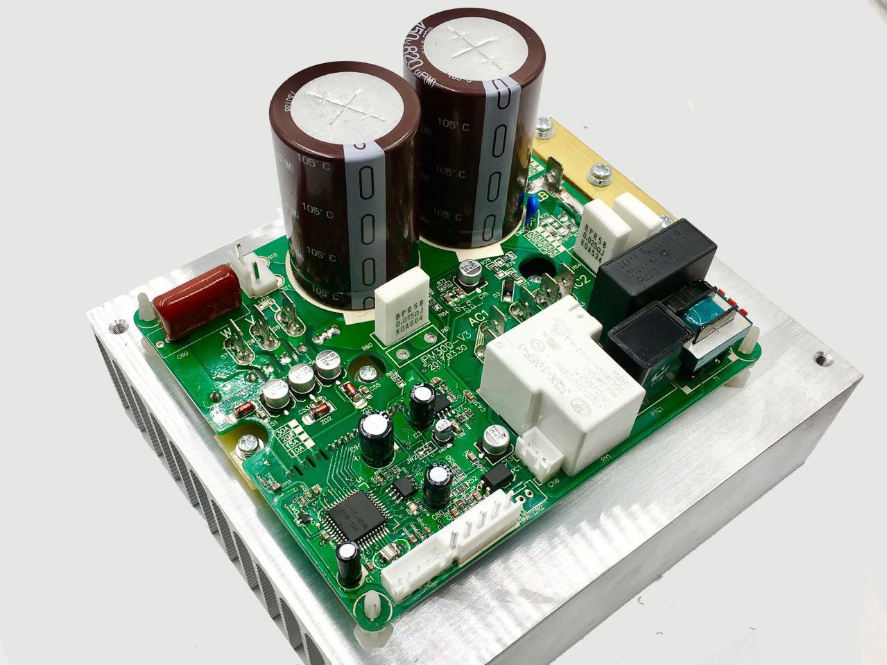 单相电源直流变频压缩机驱动模块