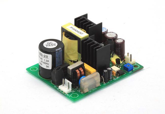 60W 单组输出开关电源系列AC/DC