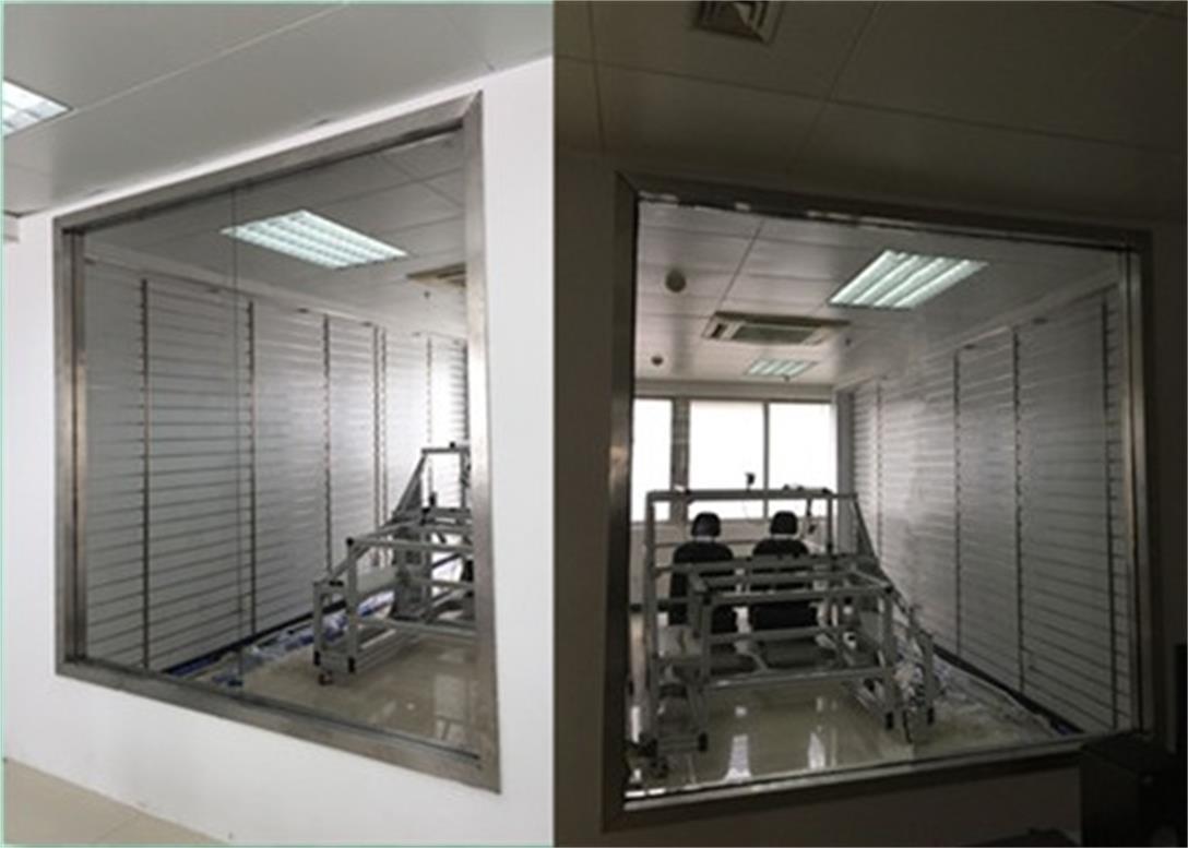 审讯室单向玻璃、播音室单向玻璃