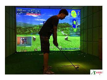 广西南宁俱乐部室内高尔夫项目