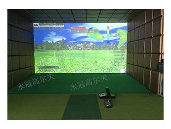 浙江余姚某家具行业上市公司室内高尔夫项目