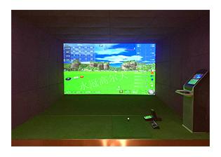 河南洛阳高尔夫球协会室内高尔夫项目三
