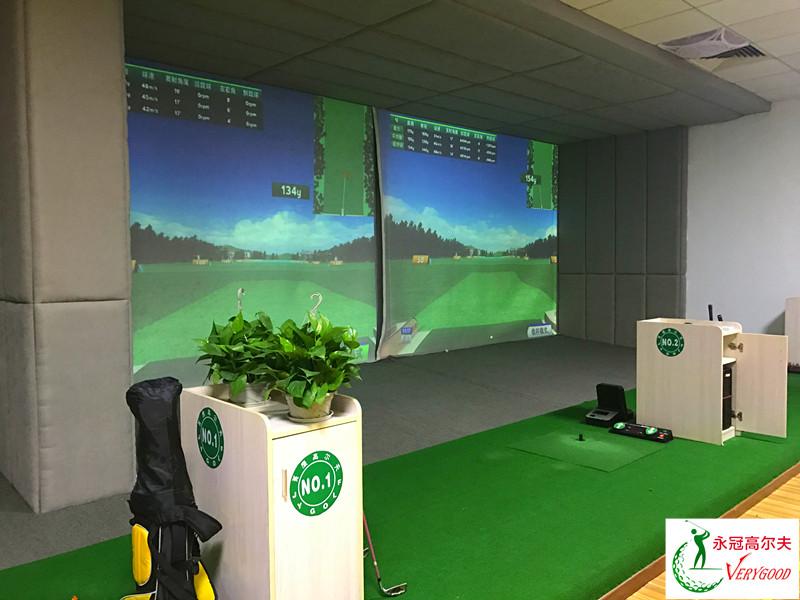广东东莞室内高尔夫练习场项目