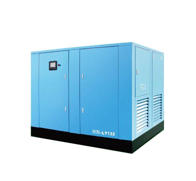 HN-LY系列永磁变频两级压缩螺杆空压机