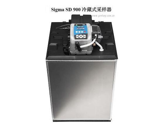 冷藏式采样器SD900