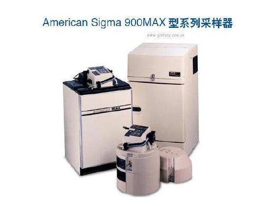 水质采样器Sigma900&900MAX