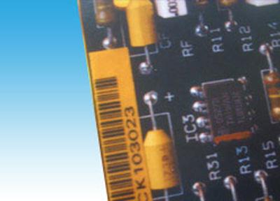 PCB用聚酰亚胺耐高温条码标签