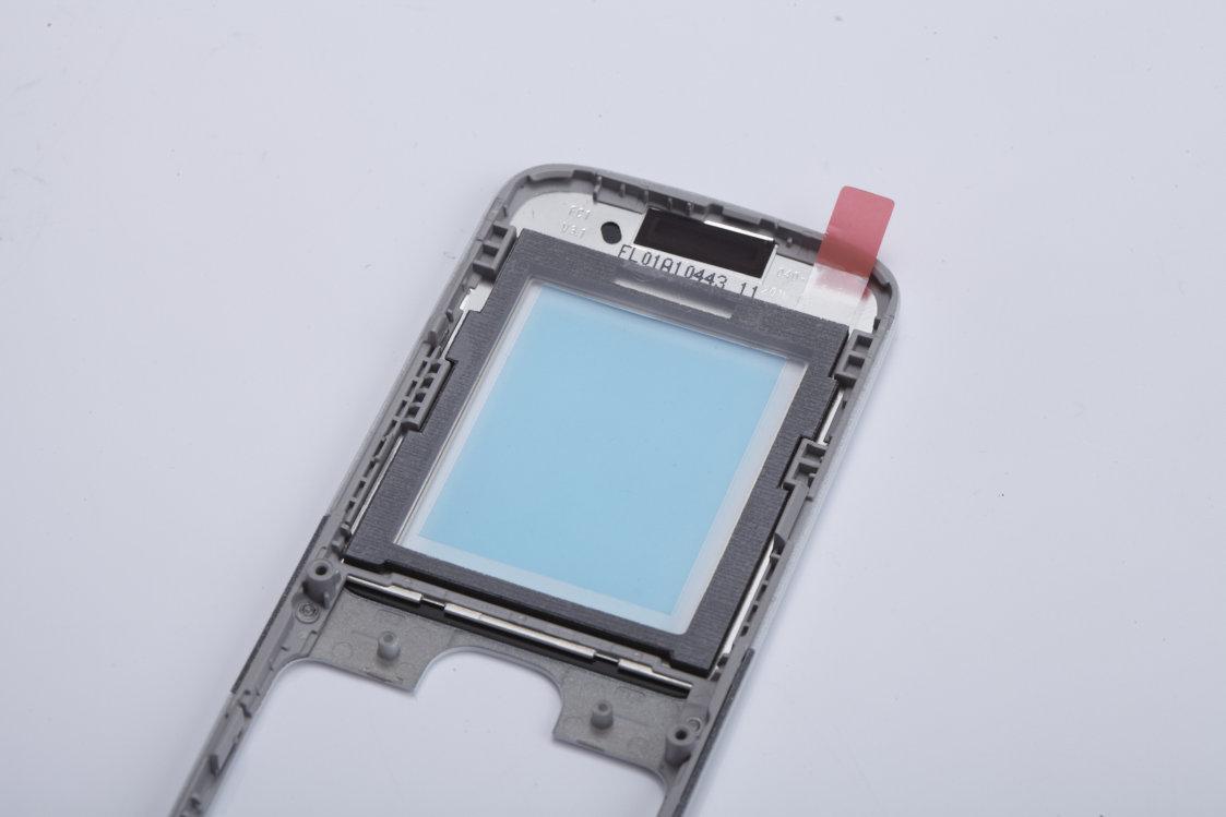 LCD防尘泡棉固定