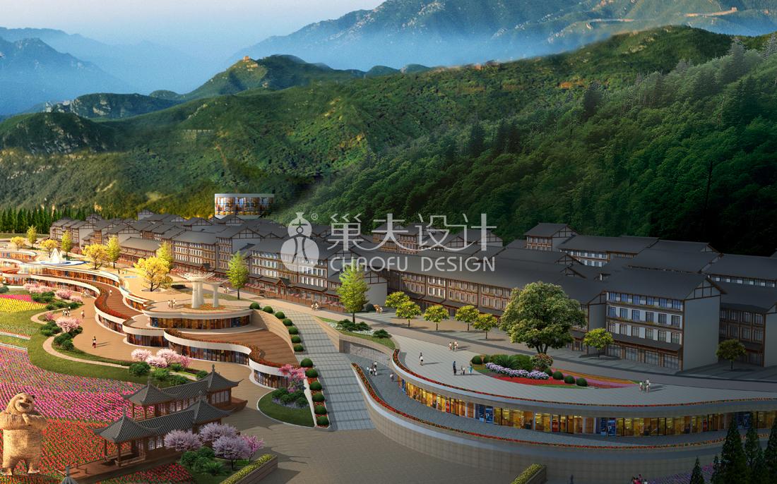 """瓦屋山雅女湖""""王坪花海""""乡村旅游策划设计方案"""