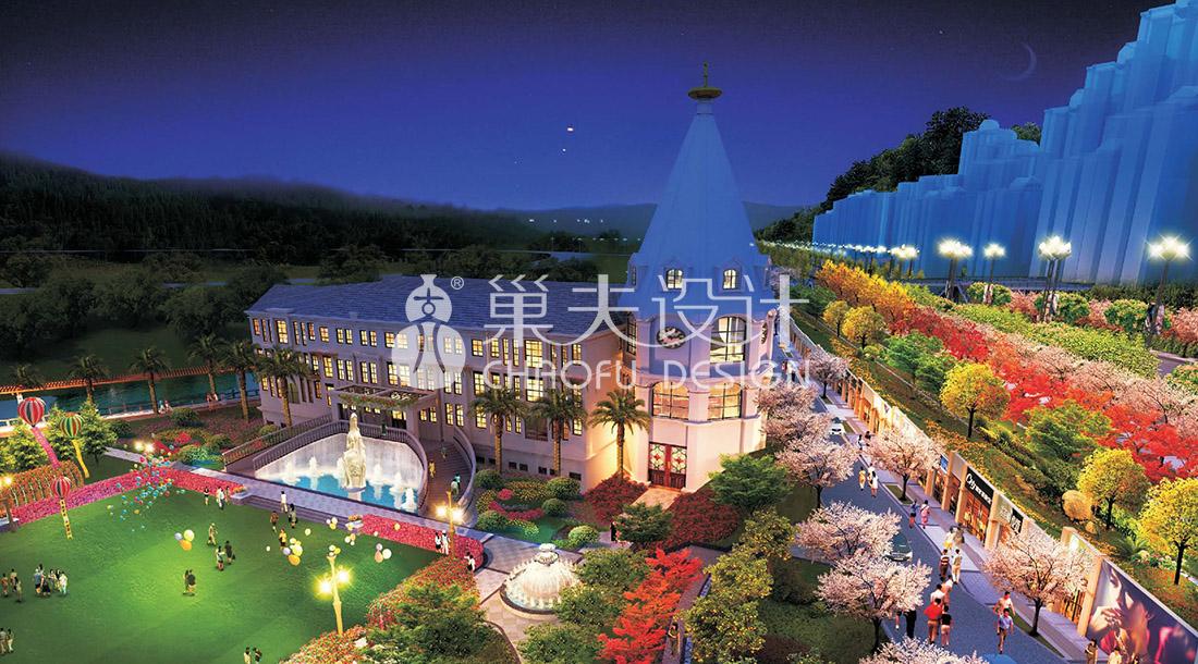 南江会馆规划设计方案